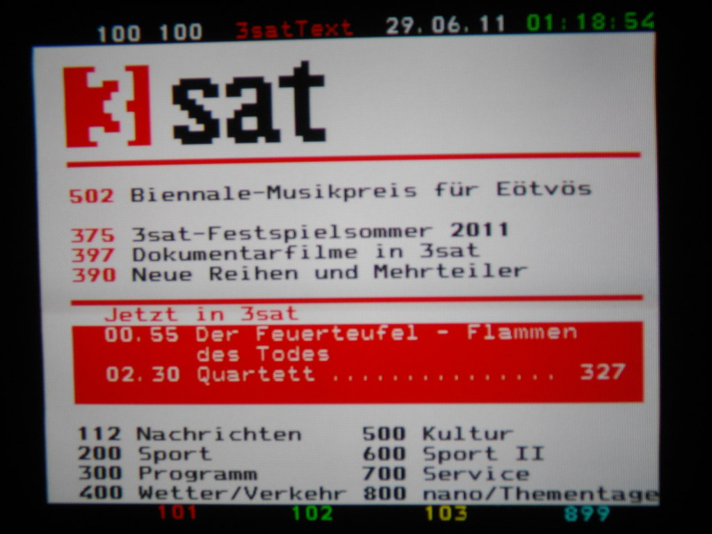 3sat Teletext