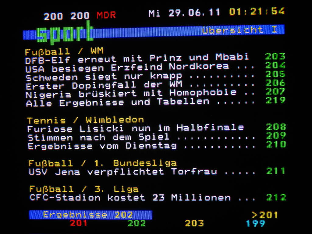 Mdr Teletext