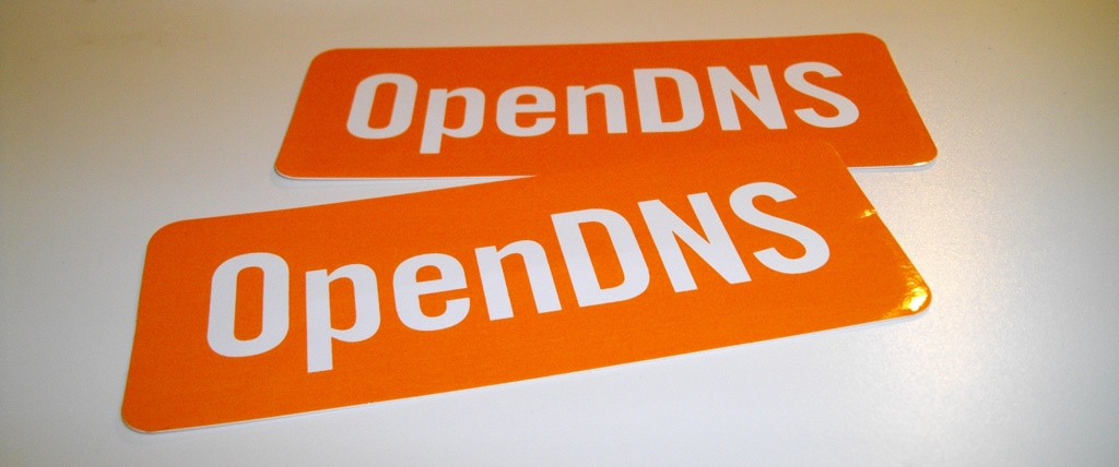 OpenDNS Stickers